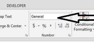 Number Format Excel