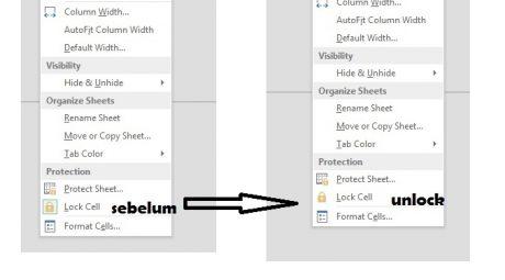 Cara Format Cell di Excel