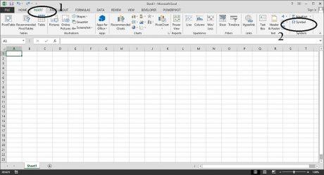 Cara Menulis Angka Arab di Excel