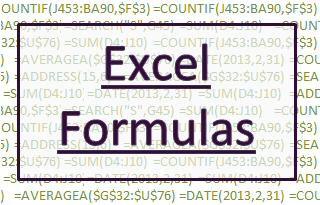 Kumpulan Rumus Excel Terlengkap