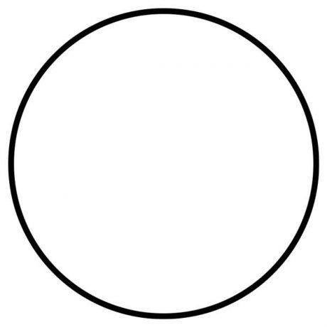 gambar lingkaran